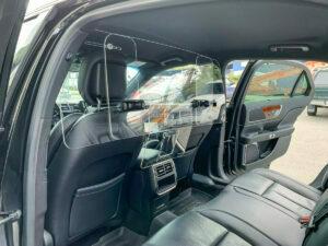 Protective Shield for Sedan