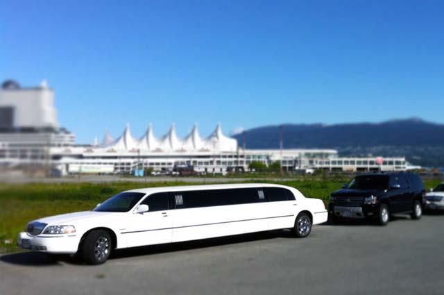 Limo Transfer Vancouver Cruise Ship Terminal
