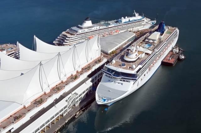 Vancouver Cruise Ship Terminal Limo Transfers